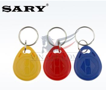Thẻ hình móc khóa 125khz Sary ID02