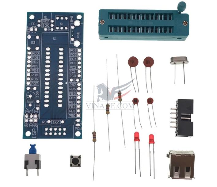 ha-7002-004-avr-kit-board
