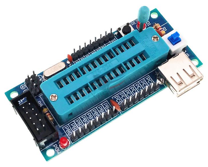 KIT AVR ATMEGA8 / ATMEGA48 / ATMEGA88 tự ráp