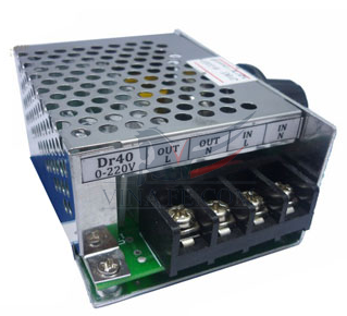 Dimmer AC220V 4000W DR40