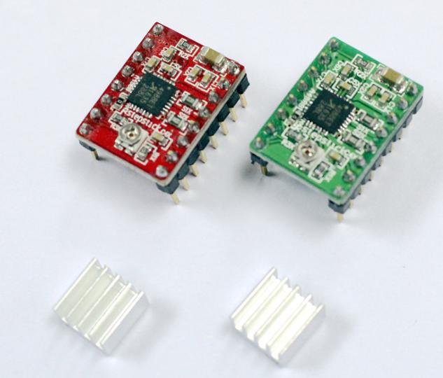 Module Điều Khiển Động Cơ Bước Máy In 3D A4988