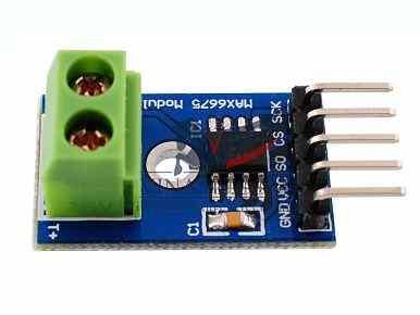Module Nhiệt Độ MAX6675 K-type