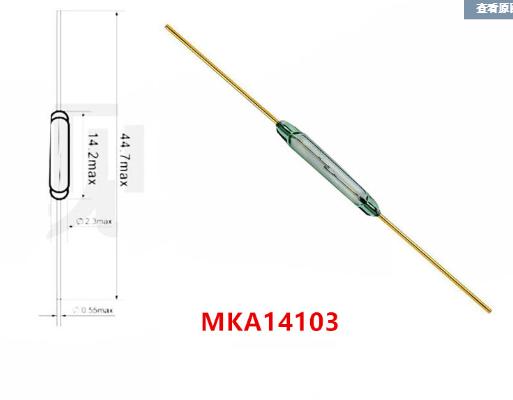 Công Tắc Từ MKA14103